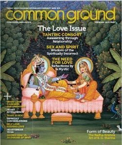 Common Ground February 2013: The Love Issue