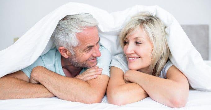 menopause and beyond - great sex for mature couples