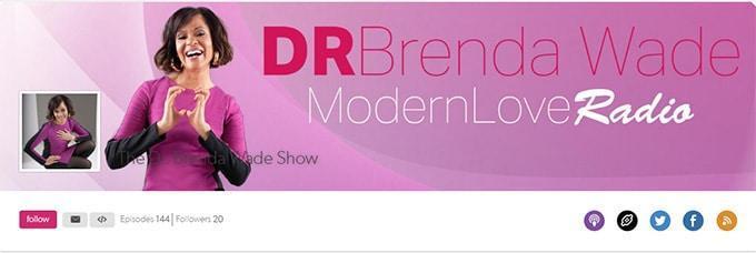 Dr Brenda Wade – Modern Love Radio