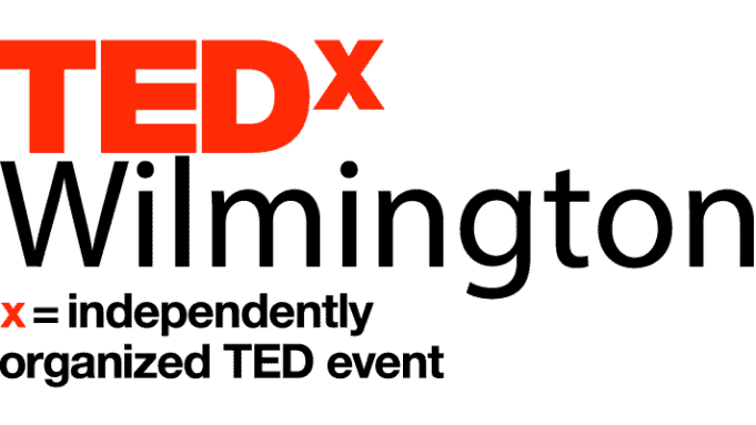 I'll be speaking at TEDx Wilmington, DE on Aug 24